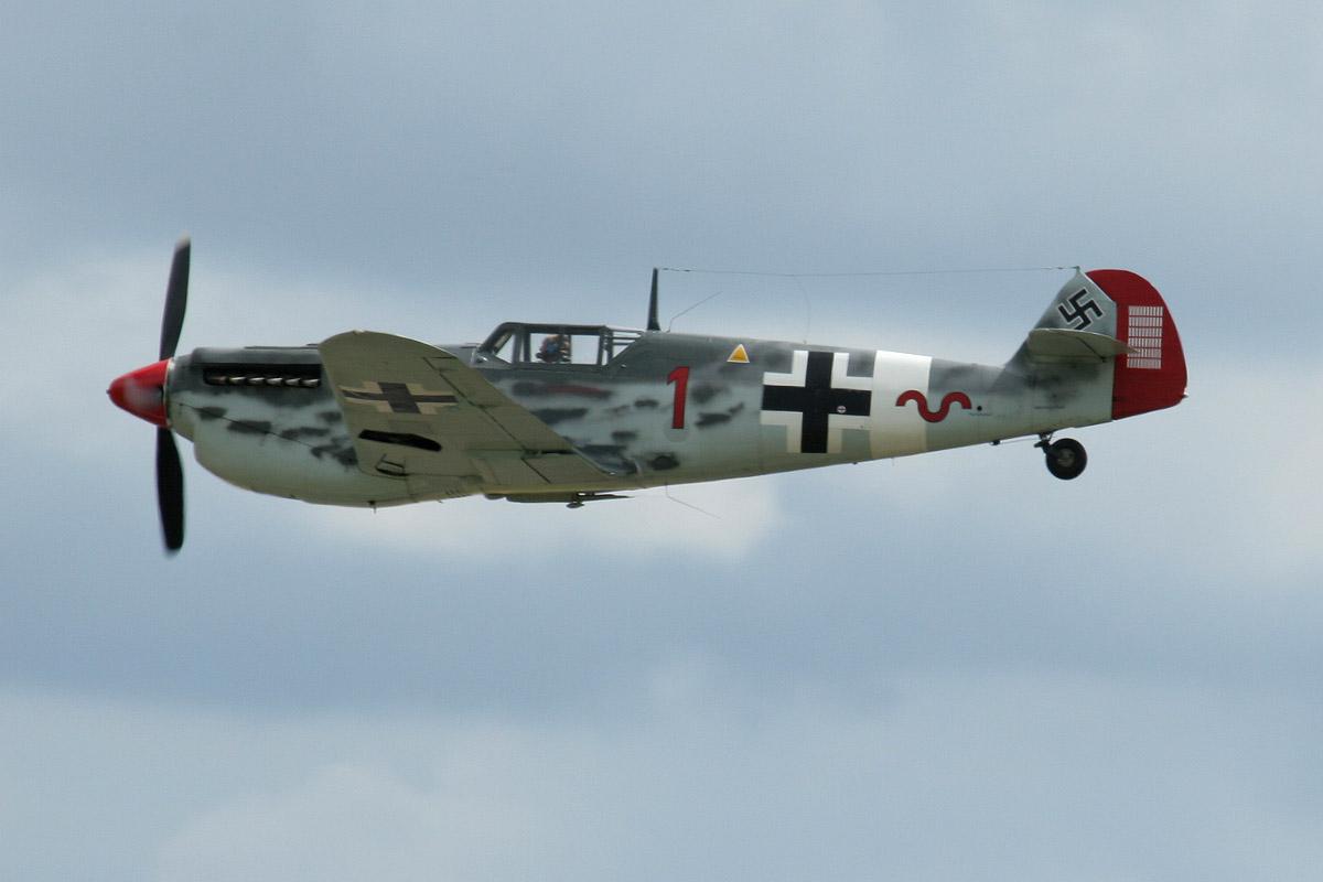 メッサーシュミット Bf109の画像 p1_32
