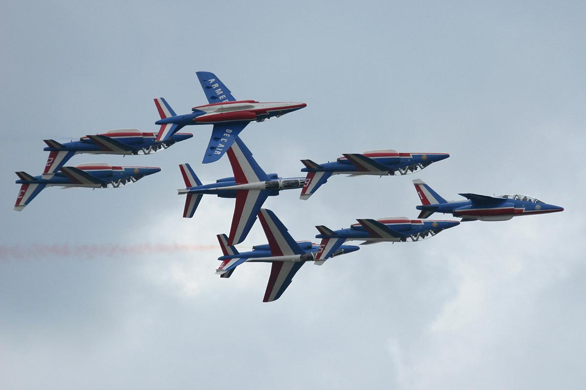 フランス空軍 パトルイユ・ド・...